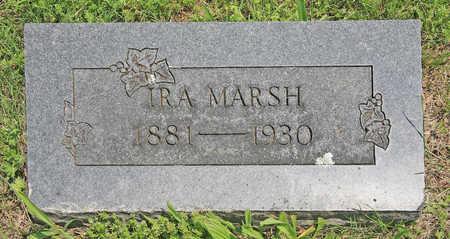 MARSH, IRA - Benton County, Arkansas | IRA MARSH - Arkansas Gravestone Photos