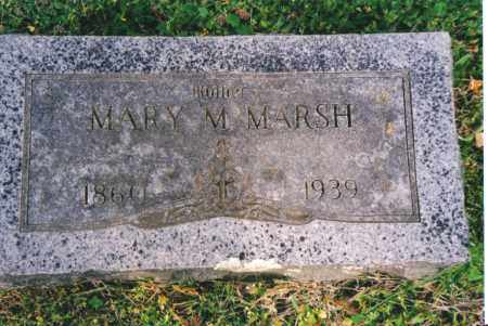 MARSH, MARY MAGDALENA - Benton County, Arkansas | MARY MAGDALENA MARSH - Arkansas Gravestone Photos