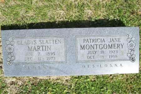 MARTIN, GLADYS - Benton County, Arkansas | GLADYS MARTIN - Arkansas Gravestone Photos