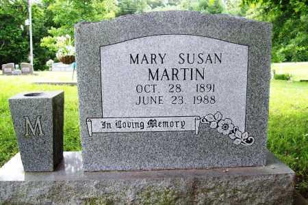 MARTIN, MARY SUSAN - Benton County, Arkansas | MARY SUSAN MARTIN - Arkansas Gravestone Photos