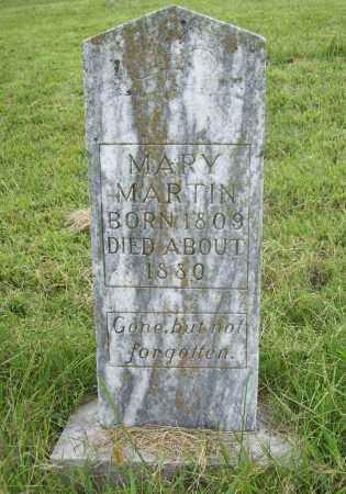 MARTIN, MARY - Benton County, Arkansas | MARY MARTIN - Arkansas Gravestone Photos