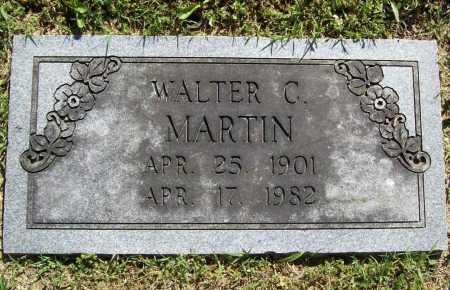 MARTIN, WALTER C. - Benton County, Arkansas | WALTER C. MARTIN - Arkansas Gravestone Photos
