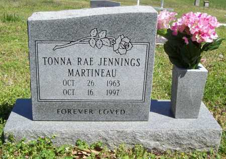 MARTINEAU, TONNA RAE - Benton County, Arkansas | TONNA RAE MARTINEAU - Arkansas Gravestone Photos