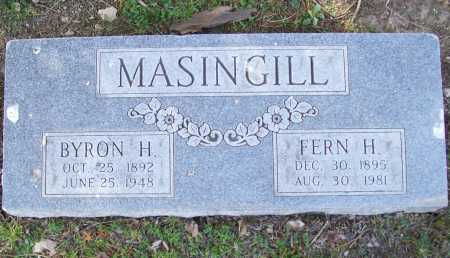 MASINGILL, FERN H. - Benton County, Arkansas | FERN H. MASINGILL - Arkansas Gravestone Photos