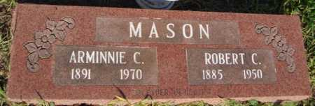 MASON, ARMINNIE C. - Benton County, Arkansas | ARMINNIE C. MASON - Arkansas Gravestone Photos