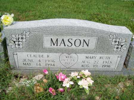 MASON, MARY RUTH - Benton County, Arkansas | MARY RUTH MASON - Arkansas Gravestone Photos