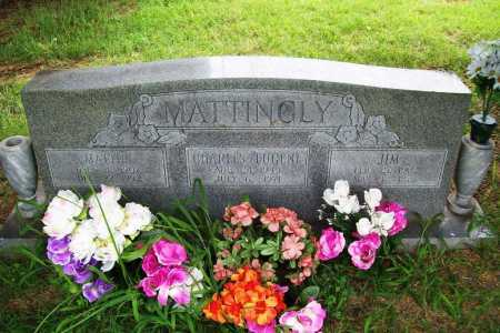 MATTINGLY, CHARLES EUGENE - Benton County, Arkansas | CHARLES EUGENE MATTINGLY - Arkansas Gravestone Photos