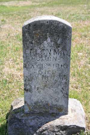 MAY, ELLEN - Benton County, Arkansas | ELLEN MAY - Arkansas Gravestone Photos