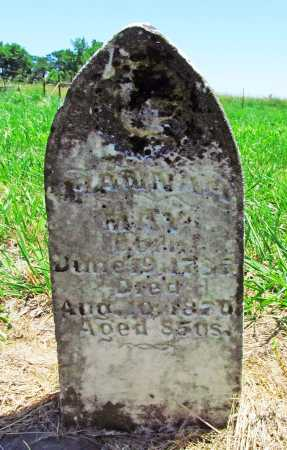 INGLISH MAY, HANNAH - Benton County, Arkansas | HANNAH INGLISH MAY - Arkansas Gravestone Photos
