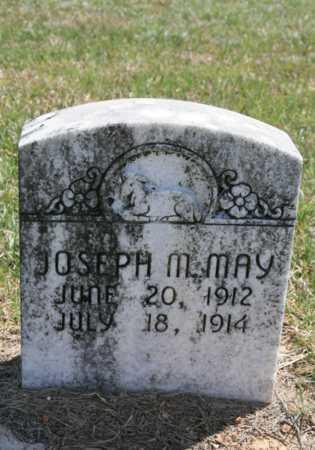 MAY, JOSEPH M. - Benton County, Arkansas | JOSEPH M. MAY - Arkansas Gravestone Photos