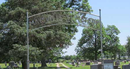 *MAYSVILLE CEMETERY,  - Benton County, Arkansas |  *MAYSVILLE CEMETERY - Arkansas Gravestone Photos