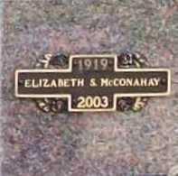 MCCONAHAY, ELIZABETH S. - Benton County, Arkansas | ELIZABETH S. MCCONAHAY - Arkansas Gravestone Photos