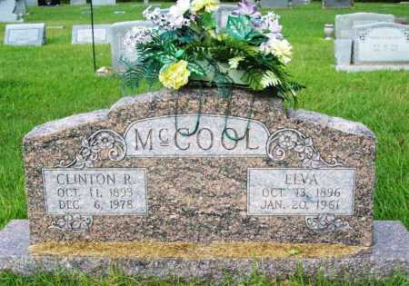 MCCOOL, CLINTON R. - Benton County, Arkansas | CLINTON R. MCCOOL - Arkansas Gravestone Photos