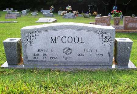 MCCOOL, JEWELL I. - Benton County, Arkansas | JEWELL I. MCCOOL - Arkansas Gravestone Photos