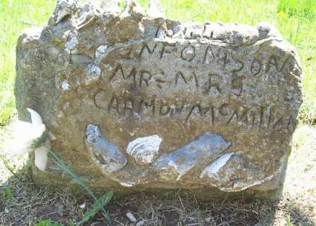 MCMILLAN, INFANT SON - Benton County, Arkansas   INFANT SON MCMILLAN - Arkansas Gravestone Photos