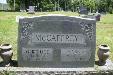 LANGLEY MCCAFFREY, GERTRUDE - Benton County, Arkansas | GERTRUDE LANGLEY MCCAFFREY - Arkansas Gravestone Photos