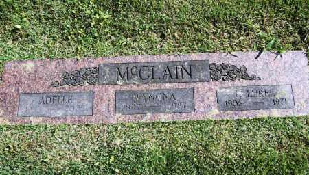 MCCLAIN, LOREN LUREL - Benton County, Arkansas | LOREN LUREL MCCLAIN - Arkansas Gravestone Photos