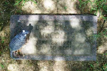 MCCOLL, DIXIE DEAN - Benton County, Arkansas | DIXIE DEAN MCCOLL - Arkansas Gravestone Photos