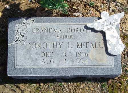 MCFALL, DOROTHY L. - Benton County, Arkansas | DOROTHY L. MCFALL - Arkansas Gravestone Photos