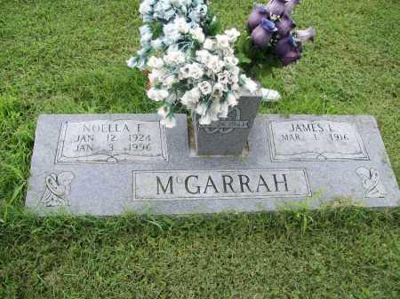 MCGARRAH, FLORENCE NOELLA - Benton County, Arkansas | FLORENCE NOELLA MCGARRAH - Arkansas Gravestone Photos