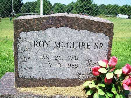 MCGUIRE, TROY SR. - Benton County, Arkansas | TROY SR. MCGUIRE - Arkansas Gravestone Photos