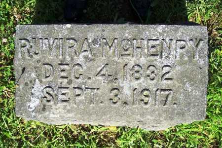MCHENRY, RUVIRA - Benton County, Arkansas | RUVIRA MCHENRY - Arkansas Gravestone Photos