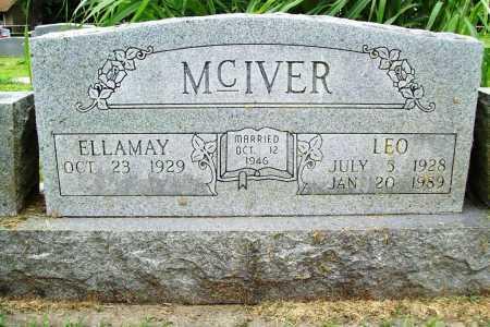 MCIVER, LEO - Benton County, Arkansas | LEO MCIVER - Arkansas Gravestone Photos