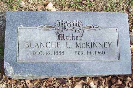 MCKINNEY, BLANCHE L. - Benton County, Arkansas | BLANCHE L. MCKINNEY - Arkansas Gravestone Photos