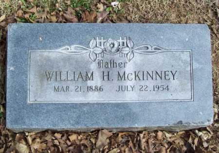 MCKINNEY, WILLIAM H. - Benton County, Arkansas | WILLIAM H. MCKINNEY - Arkansas Gravestone Photos