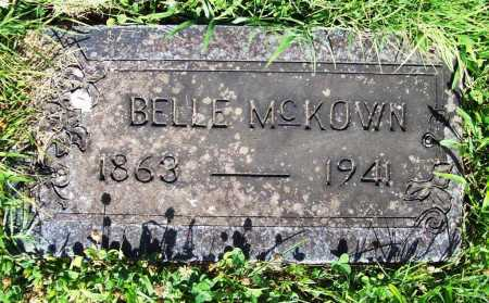 MCKOWN, BELLE - Benton County, Arkansas | BELLE MCKOWN - Arkansas Gravestone Photos