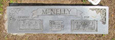 RATCLIFF MCNELLY, RUTH - Benton County, Arkansas | RUTH RATCLIFF MCNELLY - Arkansas Gravestone Photos