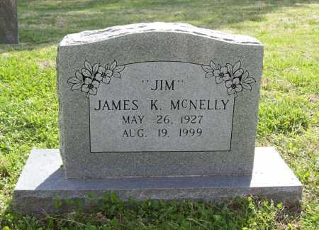 "MCNELLY, JAMES KENNETH ""JIM"" - Benton County, Arkansas 