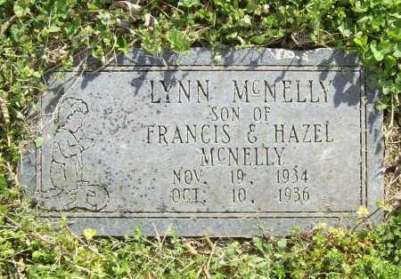 MCNELLY, LYNN - Benton County, Arkansas | LYNN MCNELLY - Arkansas Gravestone Photos