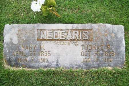 INGERSOLL MEDEARIS, MARY HELEN - Benton County, Arkansas | MARY HELEN INGERSOLL MEDEARIS - Arkansas Gravestone Photos