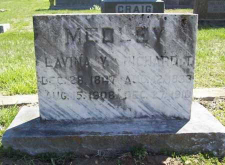 MEDLEY, RICHARD T. - Benton County, Arkansas | RICHARD T. MEDLEY - Arkansas Gravestone Photos