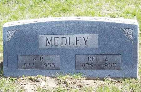 MEDLEY, W. B. - Benton County, Arkansas | W. B. MEDLEY - Arkansas Gravestone Photos