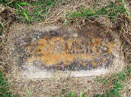 MEINS, JOE - Benton County, Arkansas | JOE MEINS - Arkansas Gravestone Photos