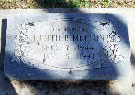 MELTON, JUDITH B. - Benton County, Arkansas | JUDITH B. MELTON - Arkansas Gravestone Photos
