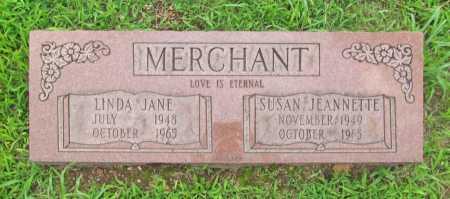 MERCHANT, SUSAN JEANNETTE - Benton County, Arkansas | SUSAN JEANNETTE MERCHANT - Arkansas Gravestone Photos
