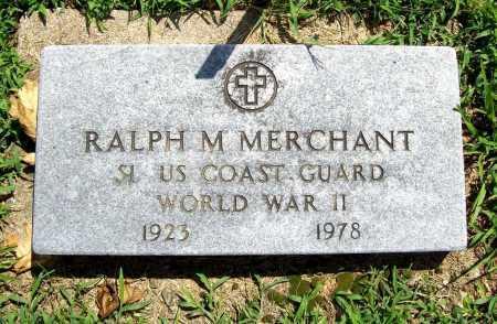 MERCHANT (VETERAN WWII), RALPH M. - Benton County, Arkansas | RALPH M. MERCHANT (VETERAN WWII) - Arkansas Gravestone Photos