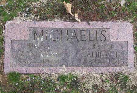 MICHAELIS, GWENDOLYN - Benton County, Arkansas | GWENDOLYN MICHAELIS - Arkansas Gravestone Photos