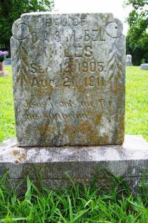 MILES, FLORENCE - Benton County, Arkansas | FLORENCE MILES - Arkansas Gravestone Photos