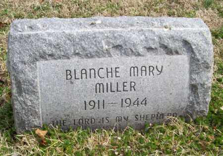MILLER, BLANCHE MARY - Benton County, Arkansas | BLANCHE MARY MILLER - Arkansas Gravestone Photos