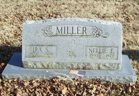 MILLER, NELLIE E. - Benton County, Arkansas | NELLIE E. MILLER - Arkansas Gravestone Photos