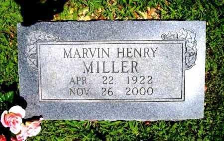 MILLER, MARVIN HENRY - Benton County, Arkansas | MARVIN HENRY MILLER - Arkansas Gravestone Photos