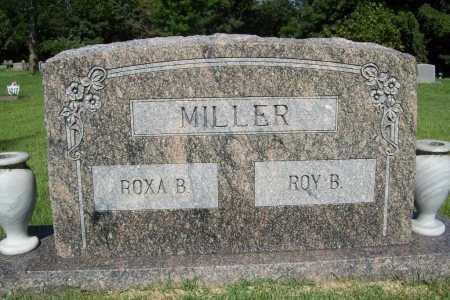 MILLER, ROXA B. - Benton County, Arkansas | ROXA B. MILLER - Arkansas Gravestone Photos