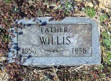 MILLER, WILLIS - Benton County, Arkansas | WILLIS MILLER - Arkansas Gravestone Photos