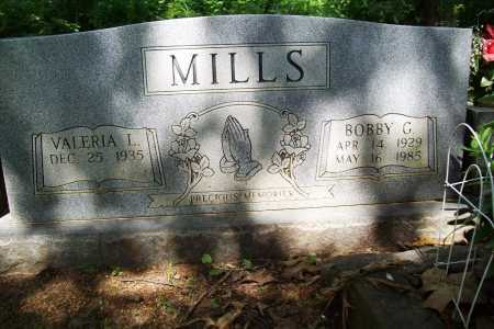 MILLS, BOBBY G. - Benton County, Arkansas | BOBBY G. MILLS - Arkansas Gravestone Photos