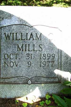 MILLS, WILLIAM O - Benton County, Arkansas | WILLIAM O MILLS - Arkansas Gravestone Photos