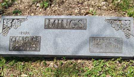 MINGS, CLARENCE - Benton County, Arkansas | CLARENCE MINGS - Arkansas Gravestone Photos